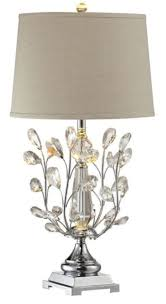 Dale Tiffany Crystal Blossom Table Lamp Your Lighting Source