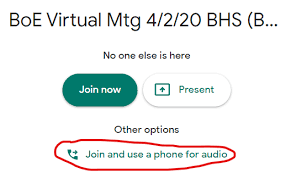 You can create a google account with a work or personal email address. Help Desk Google Meet Join And Use A Phone For Audio Knowledge Base