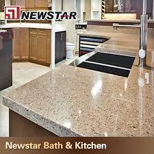 kitchen countertop options prefab quartz countertops on marble countertops