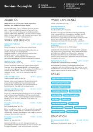 Sentence For Resumes He Scored A Job At Disney We Analyzed His Resume To See How