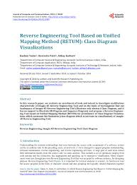 Real Estate License Portability Chart Pdf Reverse Engineering Tool Based On Unified Mapping