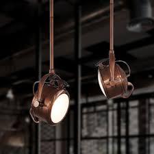 industrial track lighting. exellent track designer brown industrial track lighting country intended h