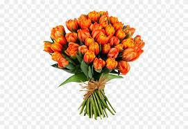 tulip bouquet clip art clip art library orange flower bouquet png