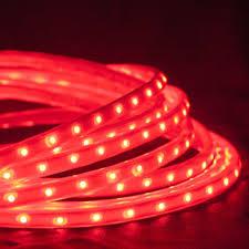 Led Tape Rope Hybrid Kit 6 6 Ft Red