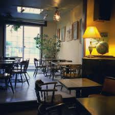 Columbus cafe outdoor lighting Solar Garden House Cafe Nitelites 29 Of San Franciscos Essential Coffee Shops