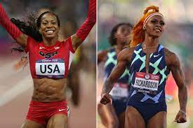 Olympian Sanya Richards 'truly respects ...