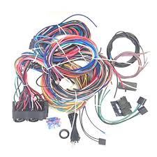 ez wiring harness data diagram schematic amazon com new 12 circuit ez wiring harness fits for chevy mopar ez wiring harness mopar