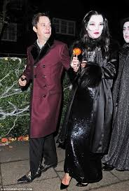nice look kate and jamie made a convincing pairing as morticia and gomez with their sc 1 st daily mail