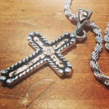 cowboy cross necklaces for men beautiful 60 best cross pendants images on cross pendant bling