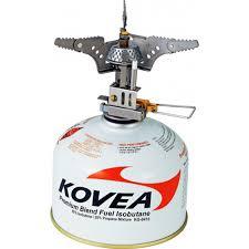 Купить газовая <b>горелка KOVEA Titanium</b> Stove Camp-3 <b>KB</b>-<b>0101</b>