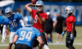 lions 2017 depth chart detroit lions release first 2017 training camp depth chart