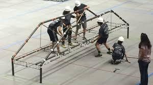 Hornraiser Concrete Canoe And Steel Bridge Competitions