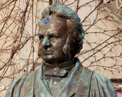 Photo by the eye opener/twitter / the toronto sun article content. Statue Gets Engineered Close Up Egerton Ryerson Statue Wit Flickr