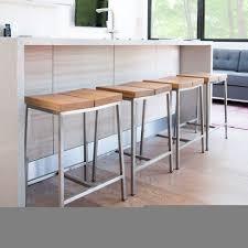 modern kitchen stools with backs modern kitchen stools designing