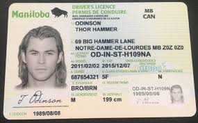Thors-drivers-license Crown - Thors-drivers-license - Mazda