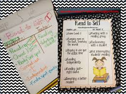 Launching Read To Self The Daily 5 In Pictures Tech Out