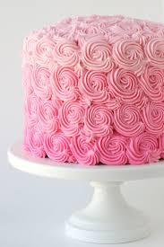 pink wedding cakes bitsy bride