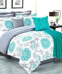 light orange bedding teal and comforter best beautiful images on blue