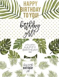 Free Printable Wine Labels Free Printable Birthday Wine Label From Bloom Daily Planners Free
