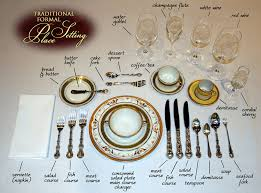 formal dining place setting picture. formal dining place setting picture m