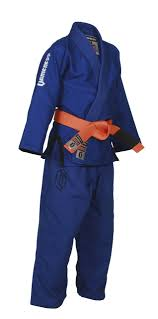 Gameness Kids Air Gi Blue