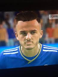 FIFA 20 FACES