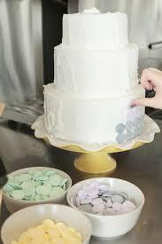diy wedding cake. DIY Wedding Cake Candy Wafer Cake