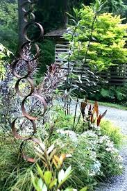 garden art for metal sculptures full image stone more statues wall buffalo ny