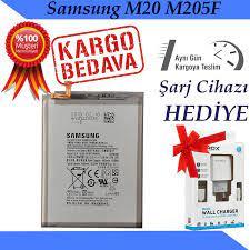 Samsung Galaxy M20 M205F Orjinal Batarya Pil Fiyatı ve Özellikleri -  GittiGidiyor