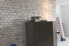 hw0106 trikbrik urban brick cladding aged white interior composite panel hw0106urbanbrickagedwhite