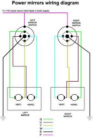 similiar heated mirror wiring diagram keywords wiring diagram power mirror wiring diagram chevy power mirror wiring