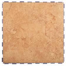 snapstone mocha 12 in x 12 in porcelain floor tile 5 sq