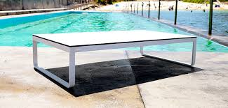 coffee table coffee table rectangular garden contemporary aluminum outdoor coffee table modern outdoor coffee