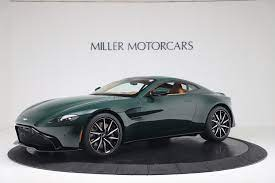 Pre Owned 2020 Aston Martin Vantage Coupe For Sale 159 990 Aston Martin Of Greenwich Stock A1401b
