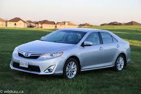 Review: 2014 Toyota Camry Hybrid XLE | Wildsau.ca