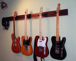 wood guitar wall mount guitar wall hanger wood john robinson decor attractive ideas