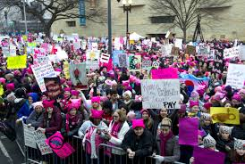 Women s March on Washington Kicks Off with Rallying Cry from.