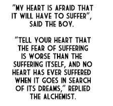 quotes from the alchemist that changed my life alchemist it is time to the alchemist