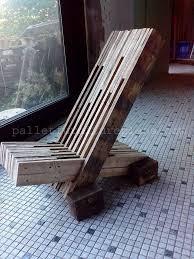 pallet furniture pinterest. DIY Pallet Chair Furniture Pinterest I