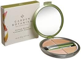 garden botanika. Garden Botanika Custom Blend Concealer Palette, 0.71-Ounce Boxes