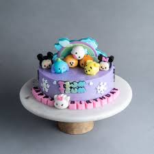 Tsumtsum Jelly Cake Eat Cake Today Birthday Cake Delivery Klpj