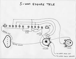 esquire with a 5way switch ?? telecaster guitar forum on 4 way switch wiring diagram uk