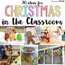 Christmas Classroom Activities That Are Sure To Bring