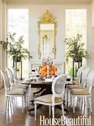 House Beautiful Dining Rooms Style Custom Design Ideas