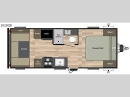 travel trailer floor plans. Summerland 2020QB Travel Trailer Floor Plans N