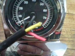 2009 harley dyna wiring tachometer 2009 image tach install help needed harley davidson forums on 2009 harley dyna wiring tachometer