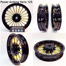 power power velg andong matic vario 125 color aksesoris motor variasi motor aksesoris ninja 250 aksesoris ninja 250fi aksesoris yamaha r15 aksesoris