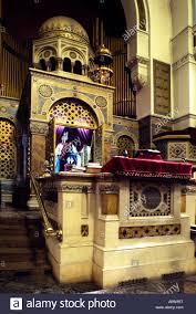 Ner Tamid Eternal Light West London Synagogue Interior Ner Tamid Eternal Flame
