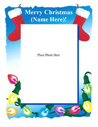 Word Templates Christmas 17 Free Christmas Templates For Word Images Free Word