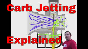 Cv Carb Jetting Chart How To Adjust A Carburetor Jetting And Mixture Explained